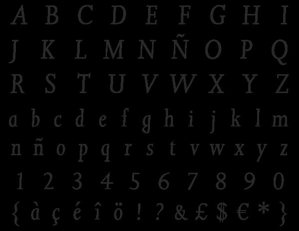 Joanna Monotype Italic