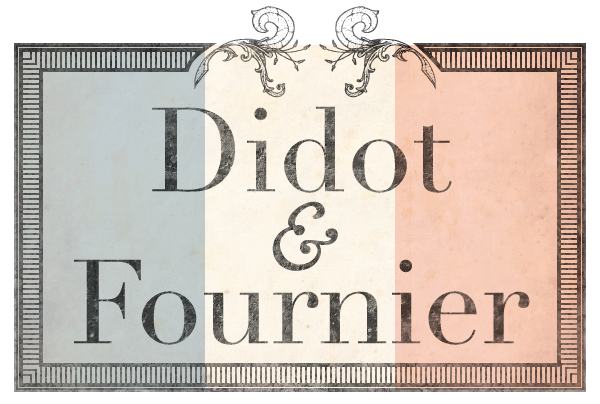 Didot &amp; Fournier
